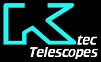 Ktec Telescopes sponsor for September