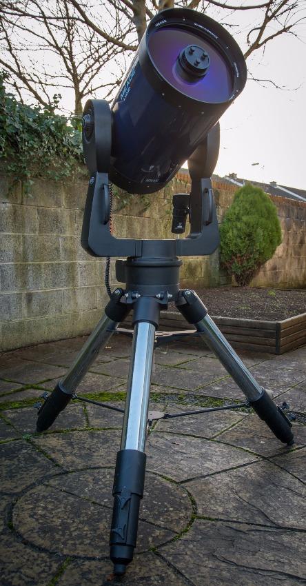 Irish Federation of Astronomical Societies - Meade LX200GPS 12&